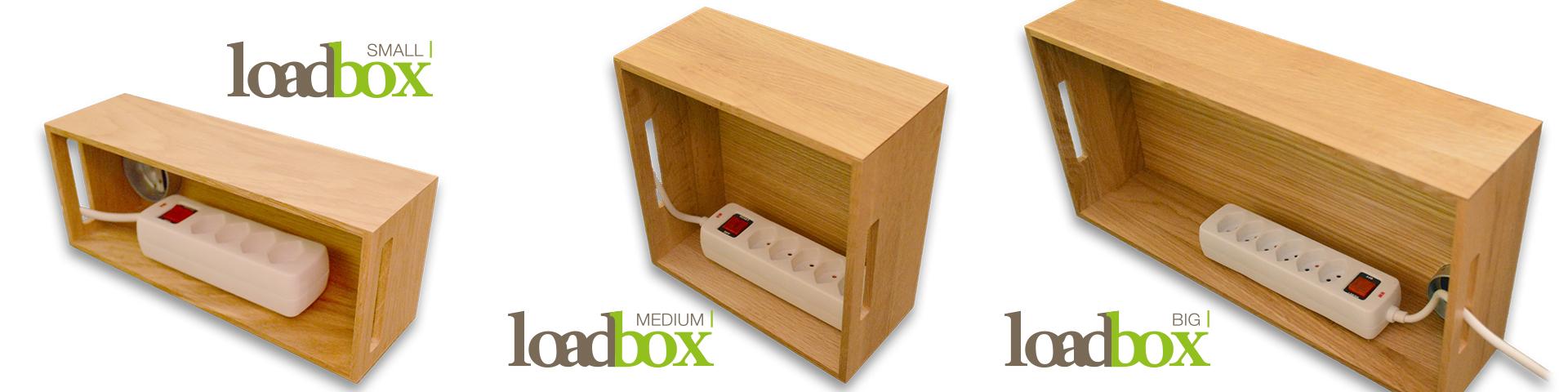 loadbox grössen